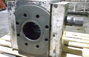 Gear pump refurbishment
